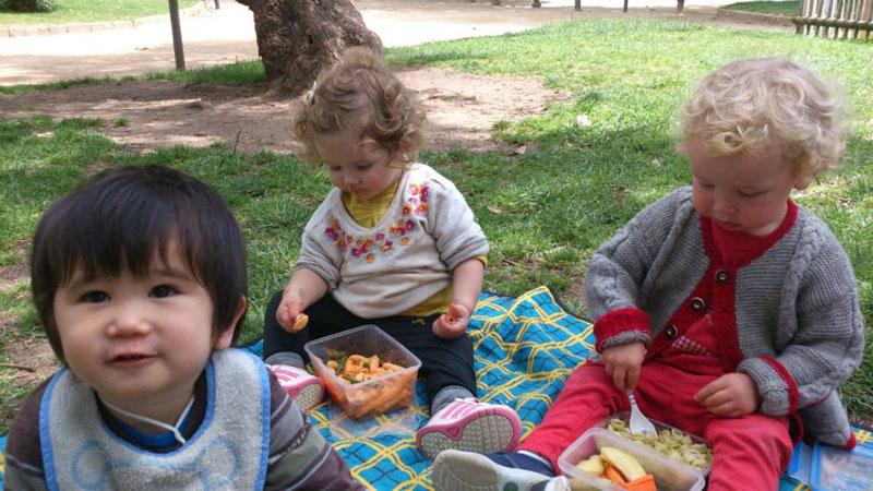picnic la marelle