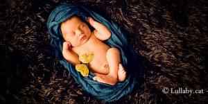 foto estudio recién nacido