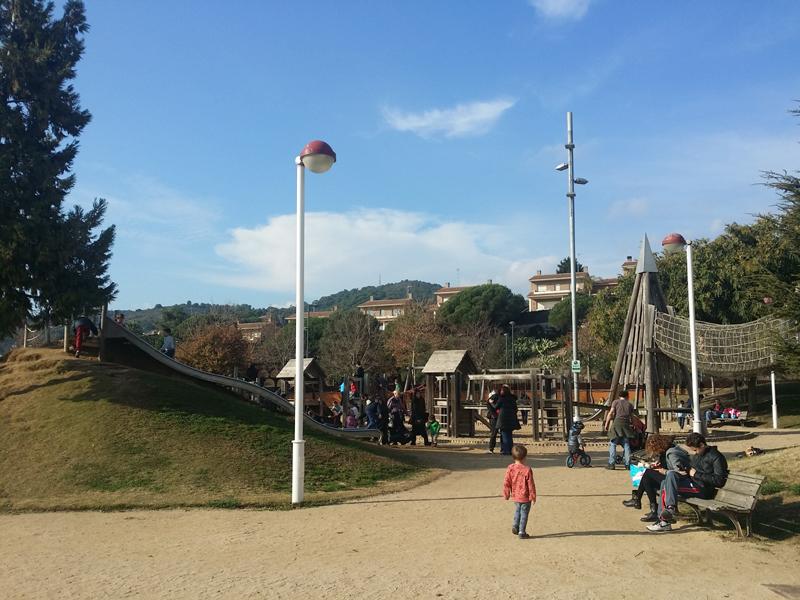 parque francesc macia malgrat mar