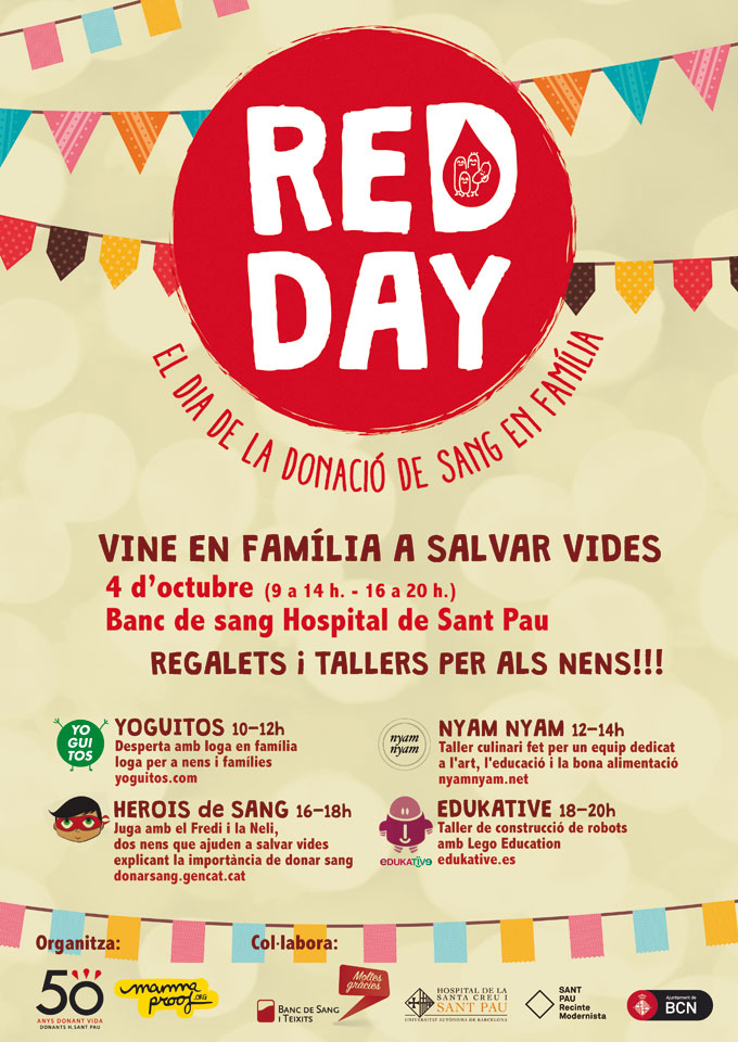 red day poster