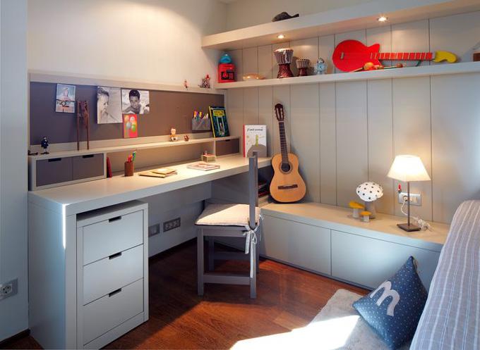 Dijous interiorismo y decoraci n de habitaciones - Habitaciones infantiles barcelona ...