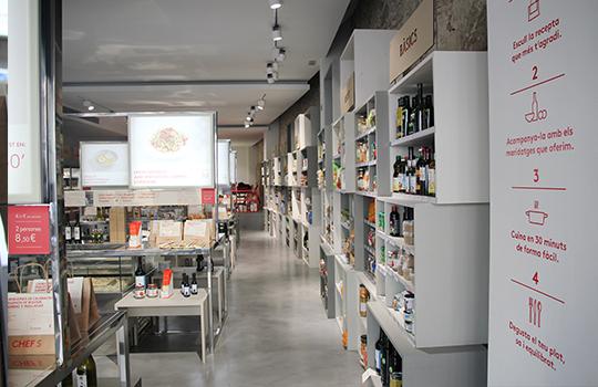 Chef s supermercado ecológico - Mammaproof Barcelona