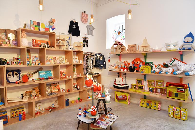 Las mejores jugueterías de Barcelona para comprar regalos ... bdd91e0e968