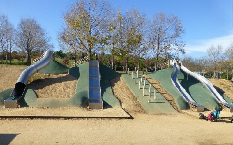 Al aire libre Parc Turó de Can Mates d1cbe821e3b5a