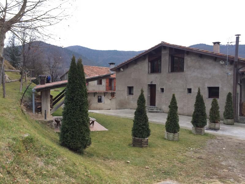 La batllia casa rural para ir con ni os en sant joan de les abadesses mammaproof barcelona - Casa rural para ninos ...