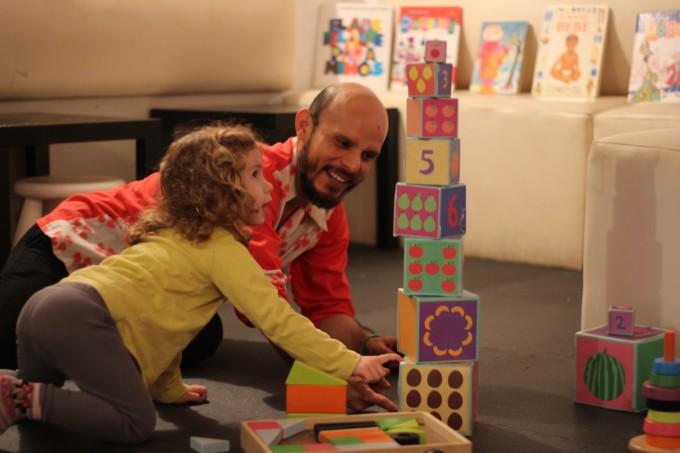 Merendar con niños en Barcelona - Amaloca