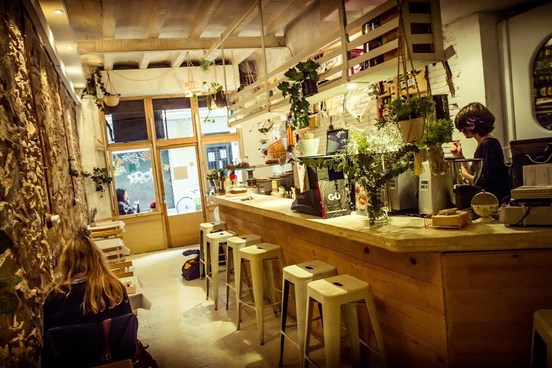 restaurantes para ir con niños - Mama's Corner