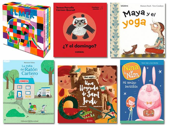 Los mejores libros infantiles para este Sant Jordi - Mammaproof ... efaed6e128e
