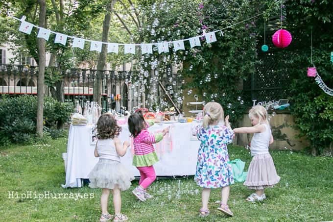 Consejos y permisos para hacer fiestas infantiles en el parque