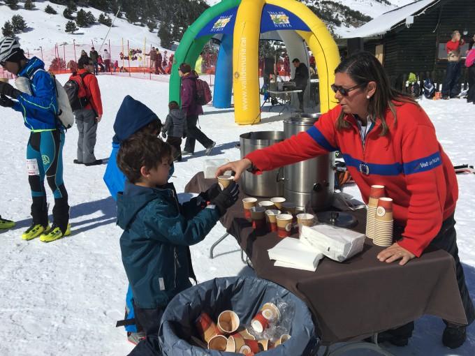 chocolatada popular Winter Vall dels Menuts