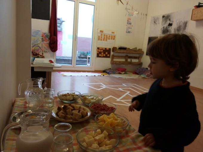 Lamainada_desayuno