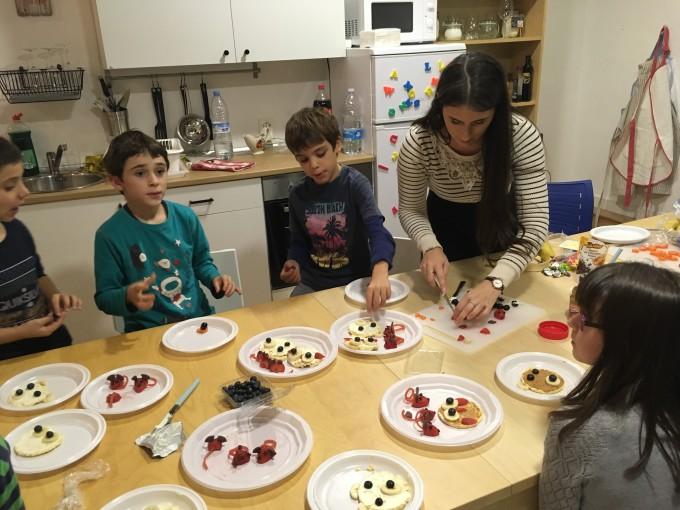 Fun Talk_escuela de idiomas_taller cocina
