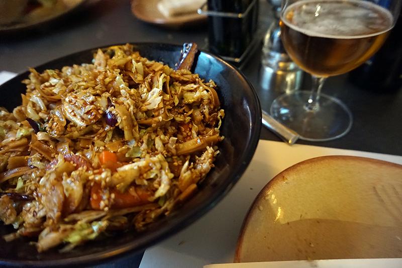 restaurantes para ir con niños en Barcelona - woki organic market