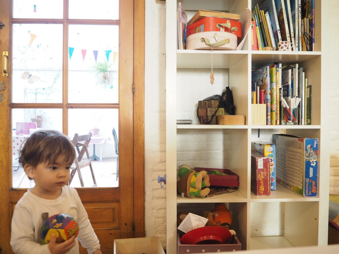 Merendar con niños en Barcelona - La Ikas