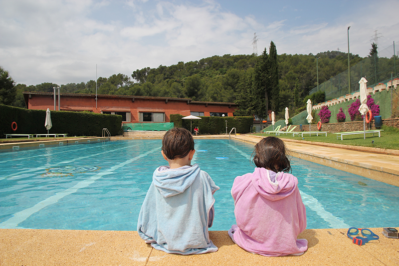 La mejores piscinas de barcelona para el verano for Piscinas municipales barcelona