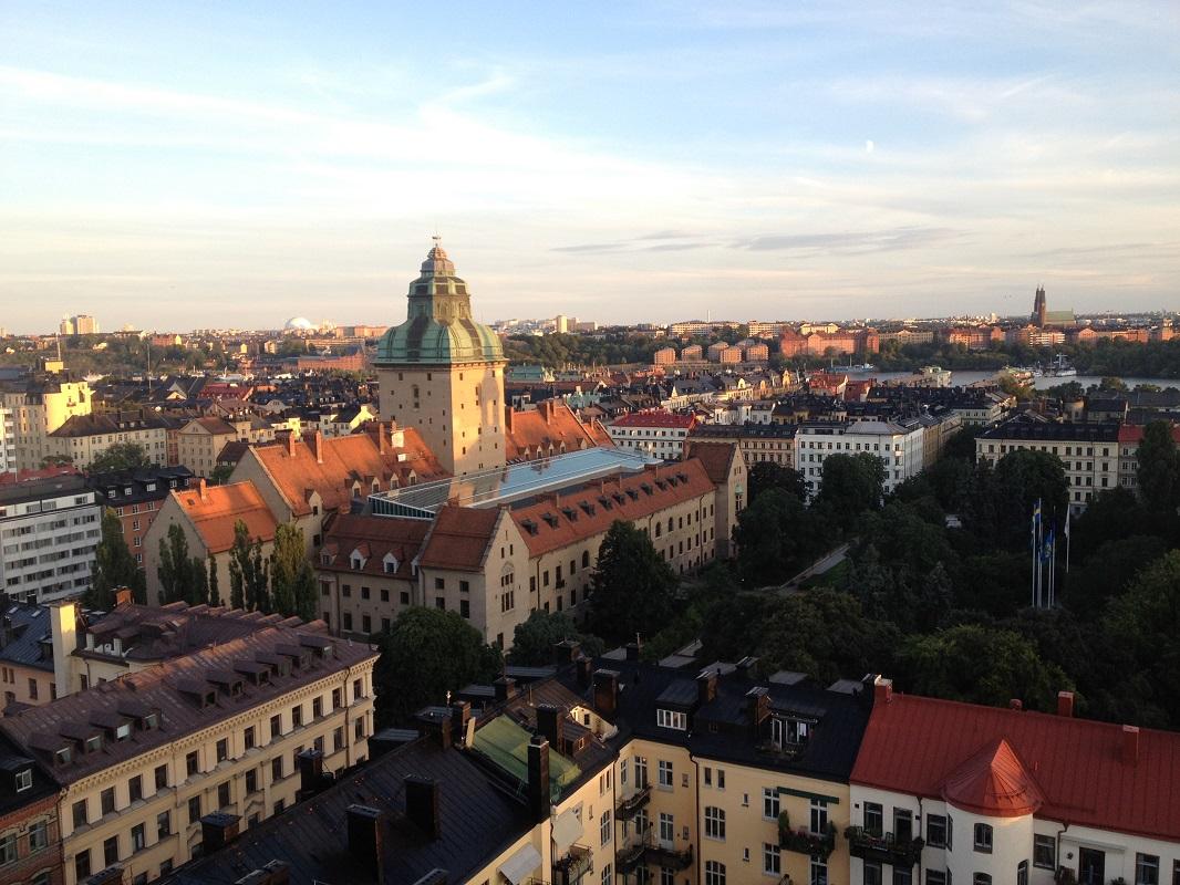 Estocolmo-vista-aerea