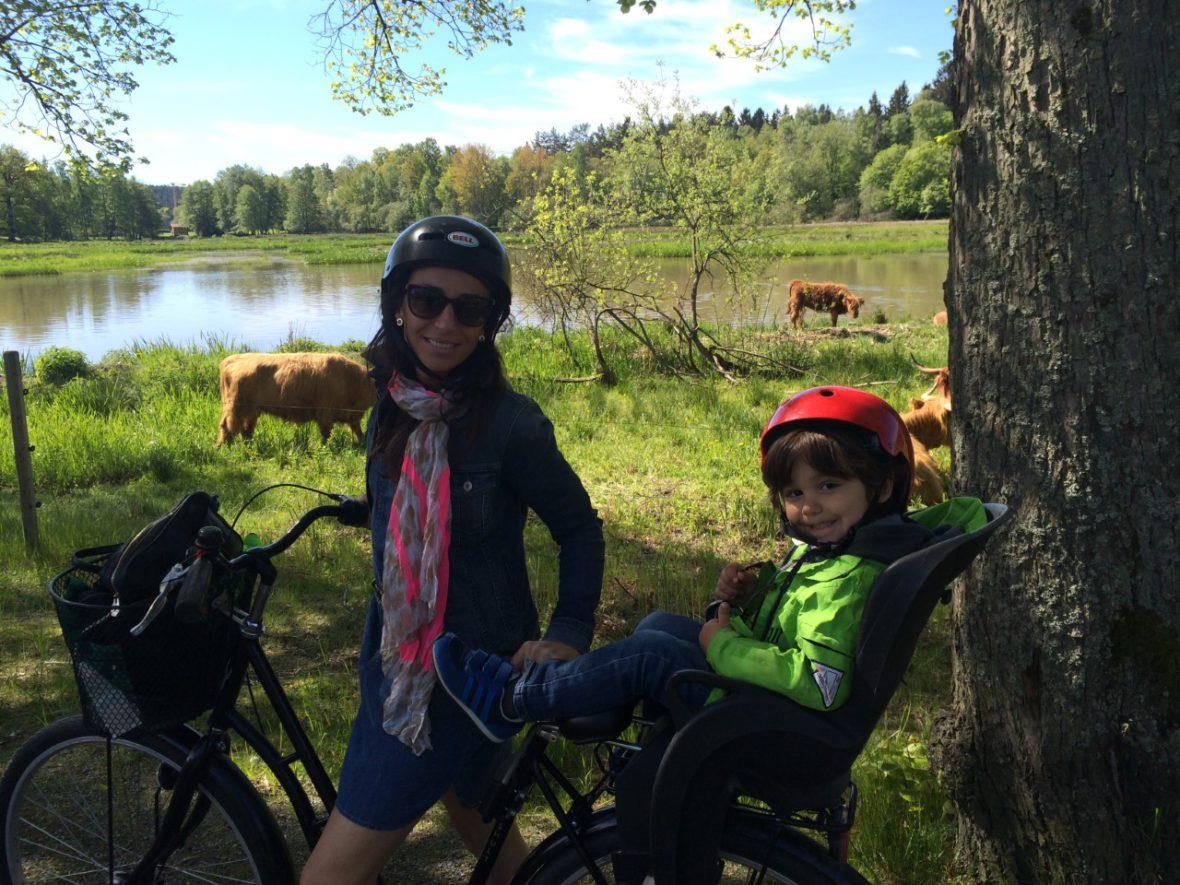 Djurgarden-Estocolmo-paseo-bici