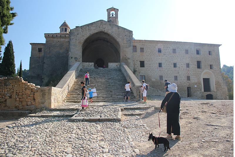 Convento de Sant Salvador en Horta de Sant Joan
