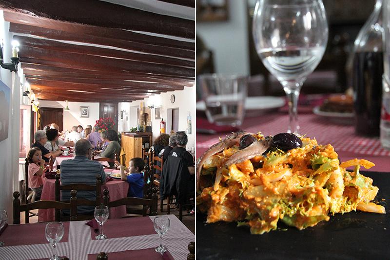 Restaurante Ermita Mare de Déu de la Roca