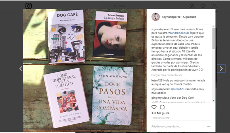 clubs lecturas madres