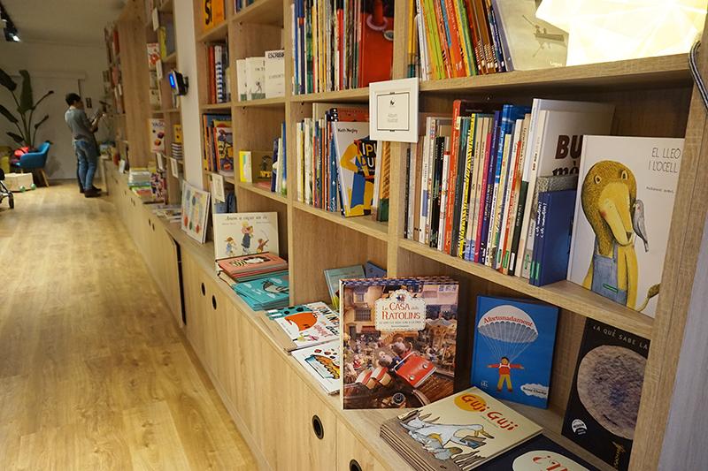 Sendak, librerías para niños