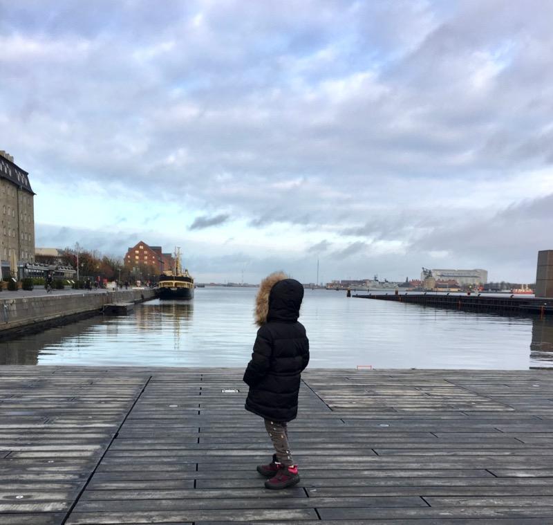 Copenhague con niños
