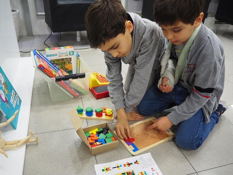 Raffel_Pages_Guillem_Tell_peluquería_niños