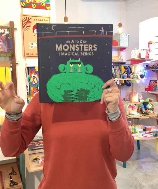 An A to Z of Monsters and Magical Beings - Isabel Marín