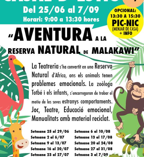 CartelCASALSTIU18 - La Teatreria Bcn