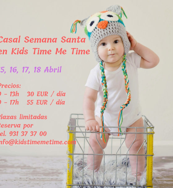 Casal Semana Santa en Kids Time Me Time - Ekaterina Alvarez Melloni