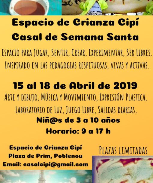 Cipí Casal de Semana Santa 2019 - chiara dorigo