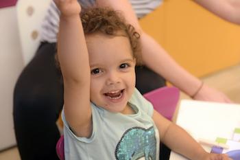 happy saja - Peekaboo Park and Nursery Barcelona