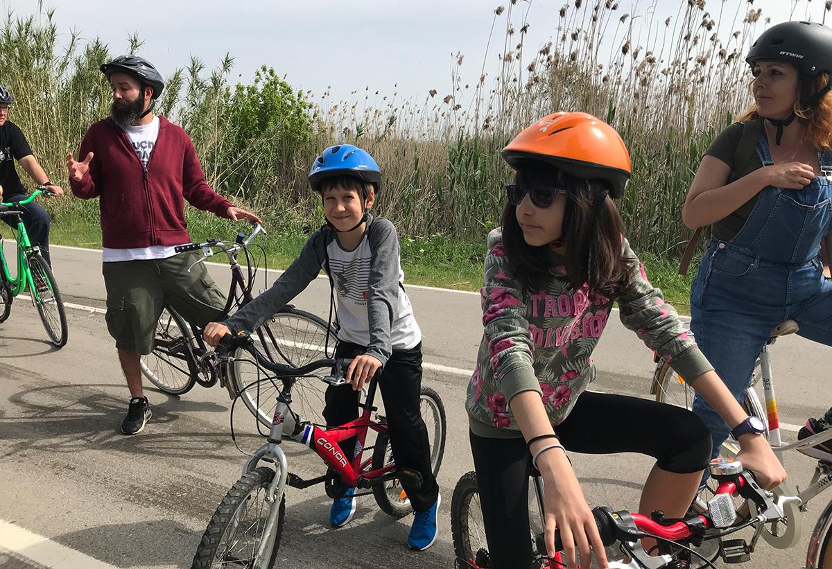 Excursiones con niños cerca de Barcelona - Prat del Llobregat