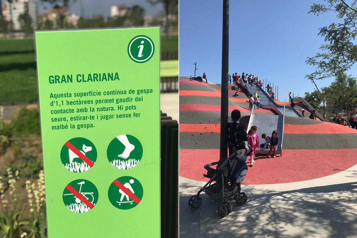 Los Mejores Parques De Barcelona Para Ir Con Niños