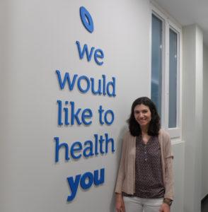 Anna Domènech, co-fundadora de Healthcor