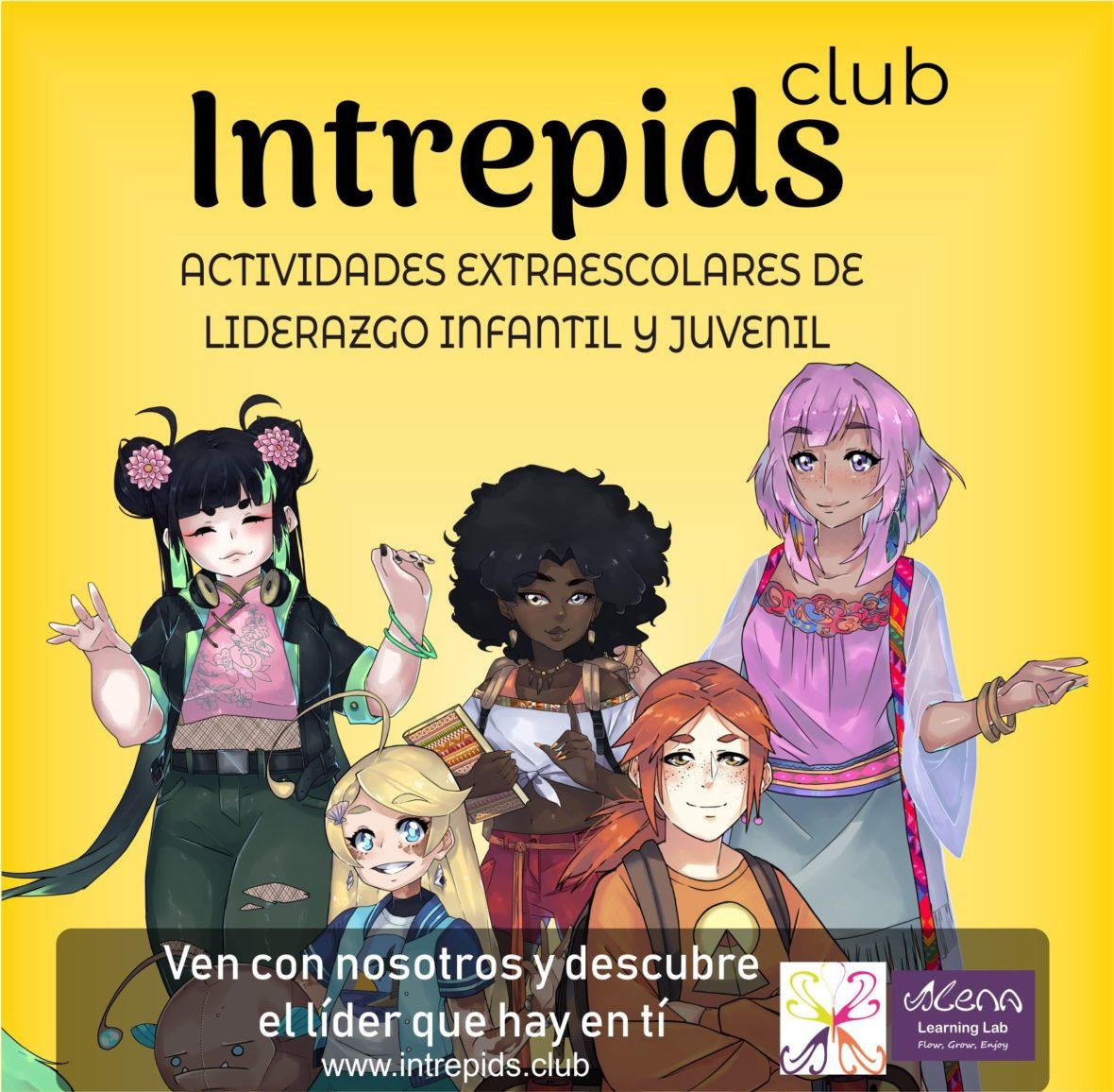 Alena_Intrepids_Extraescolares