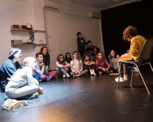 Casal-teatro-y-cine-niñas-y-niños-610 - Programació Porta4