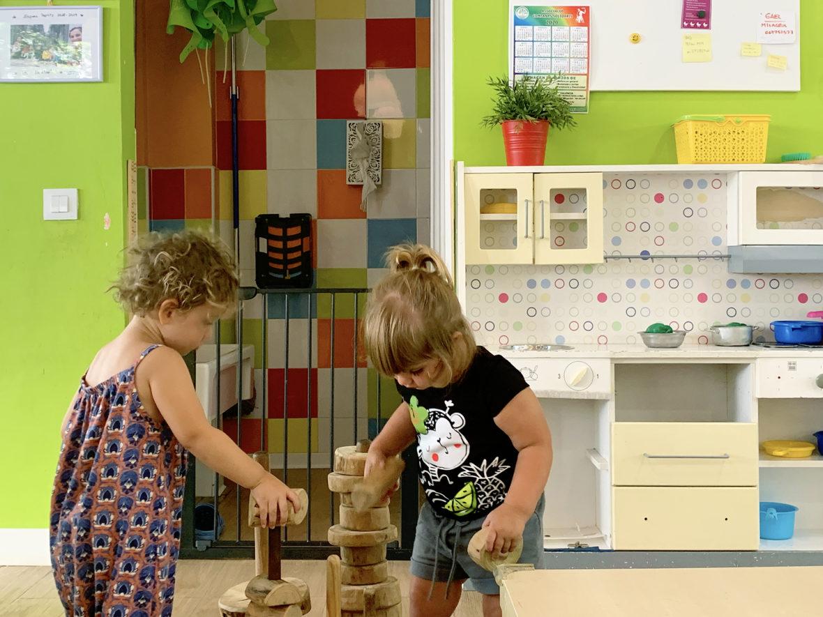 La Llum de la Vila Poblenou Montessori