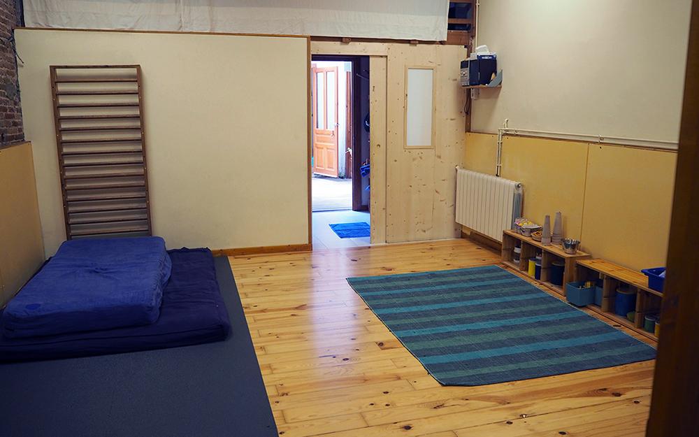 la caseta mammaproof sala fusta
