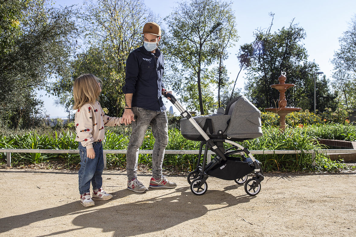cochecito bugaboo bee approved mammaproof