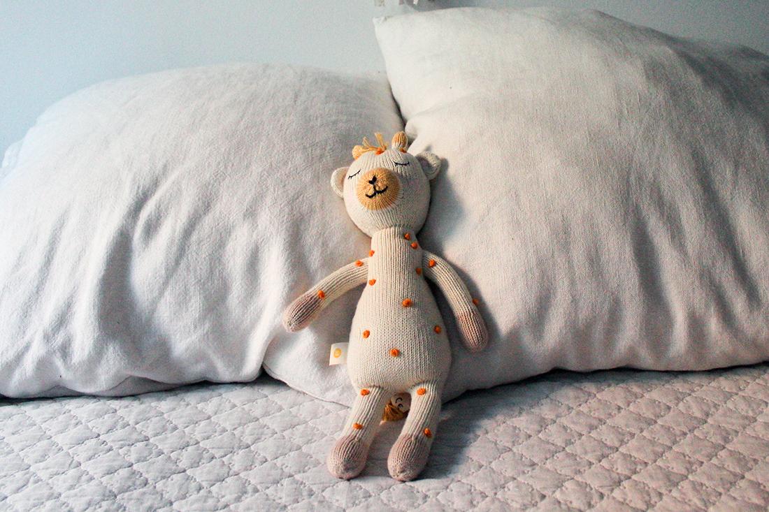 knit a buddy approved mammaproof cama