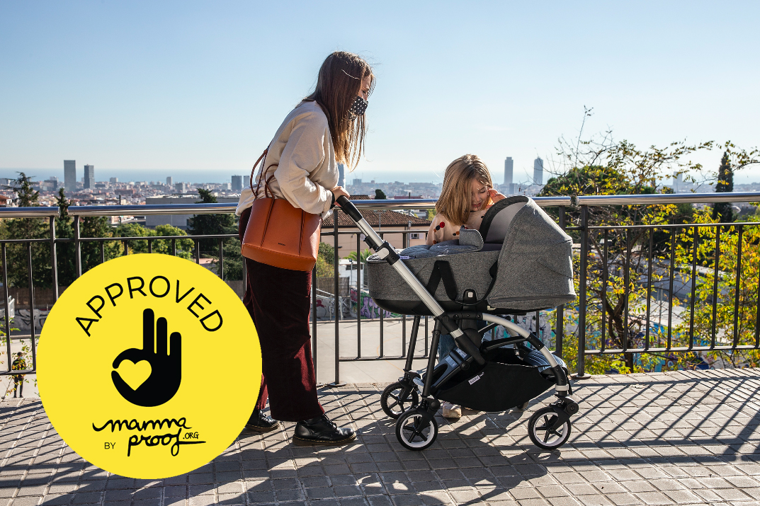 Bugaboo bee 6 Approved mammaproof