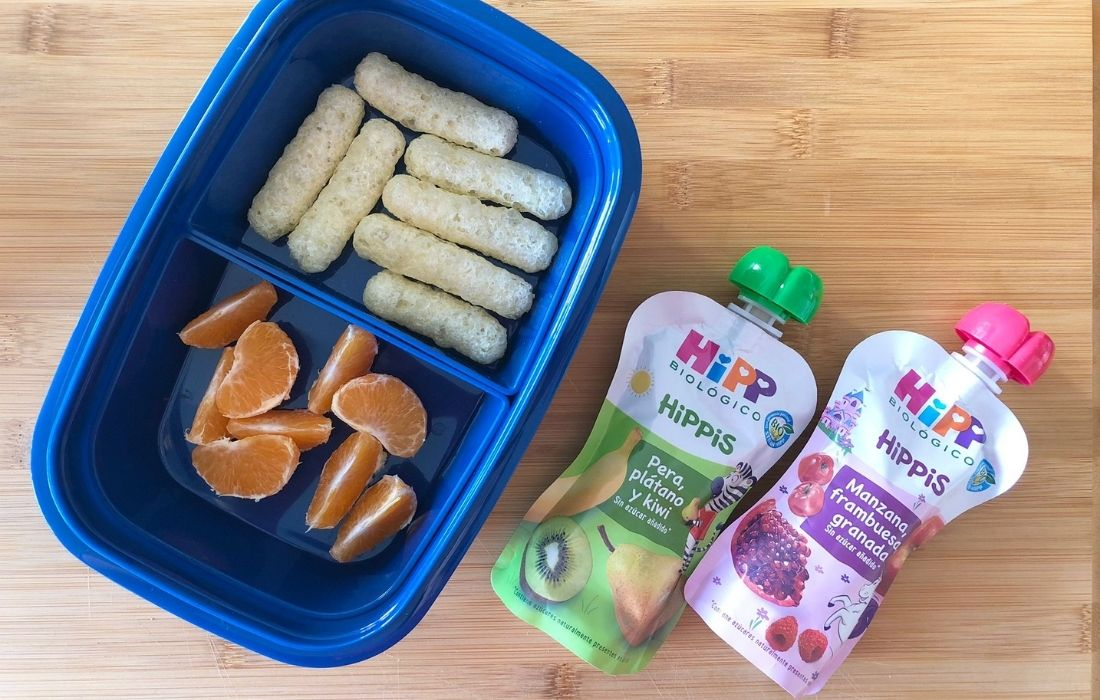 hipp bio fruta snacks approved by mammaproof