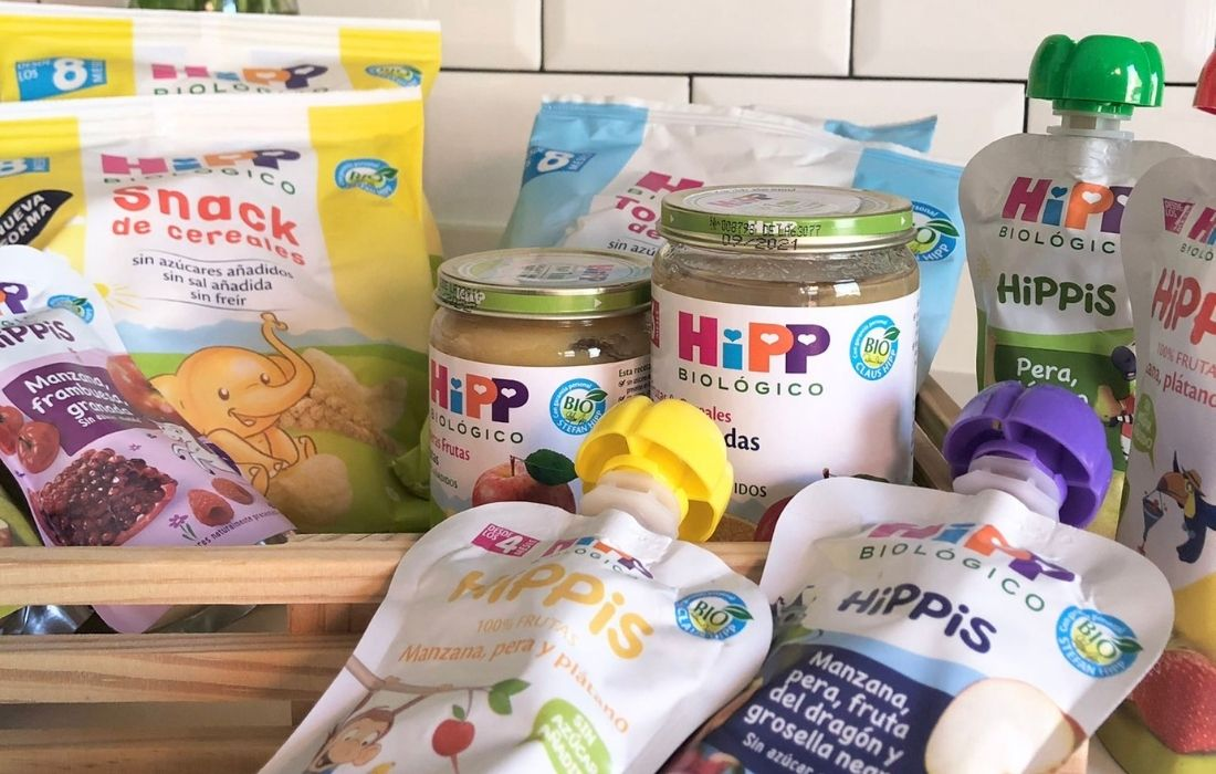 hipp bio productos approved by mammaproof