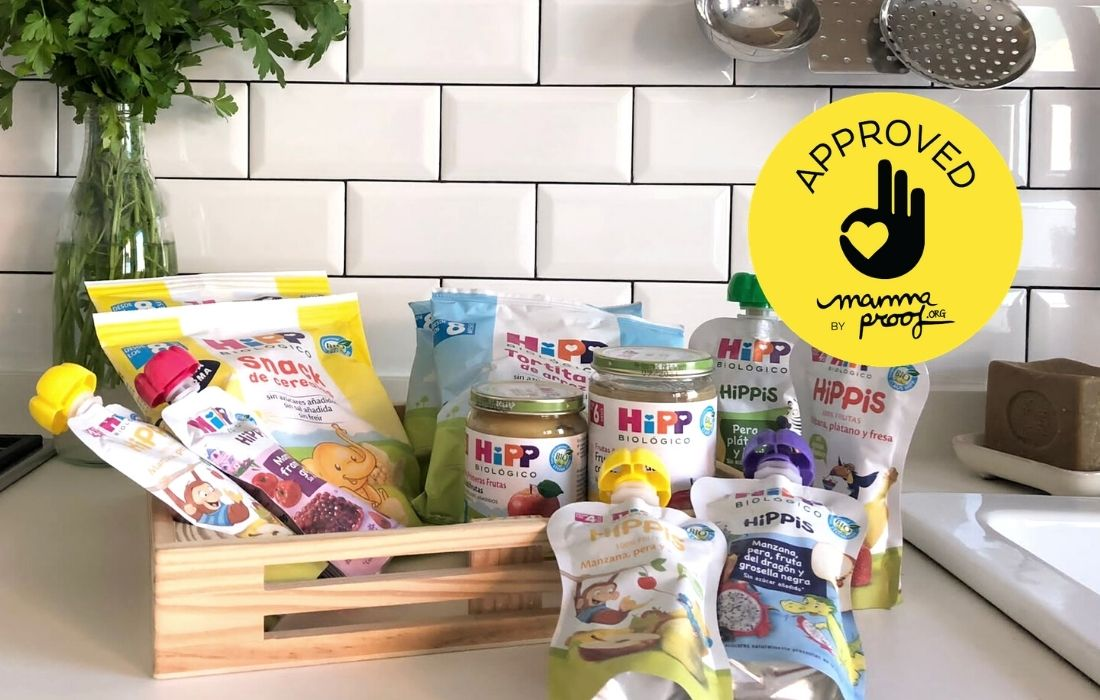 hipp bio approved by mammaproof