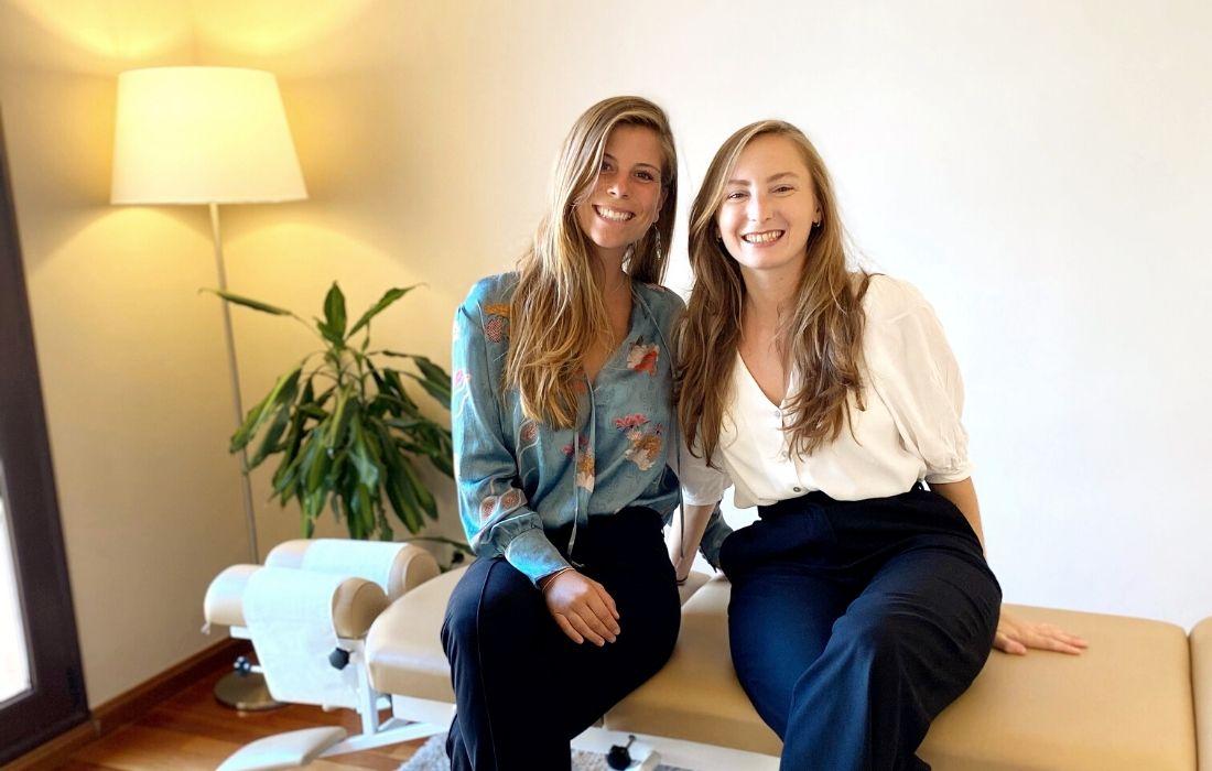 Inspira quiropractica mammaproof fundadoras