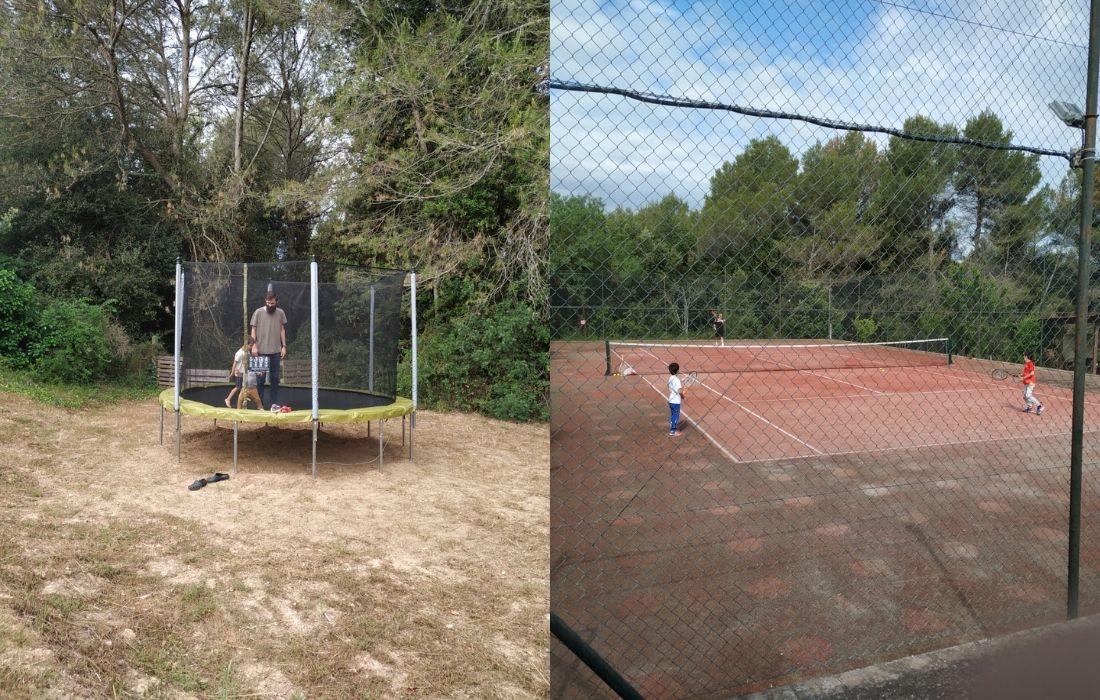 mas xibeques mammaproof alojamiento tenis