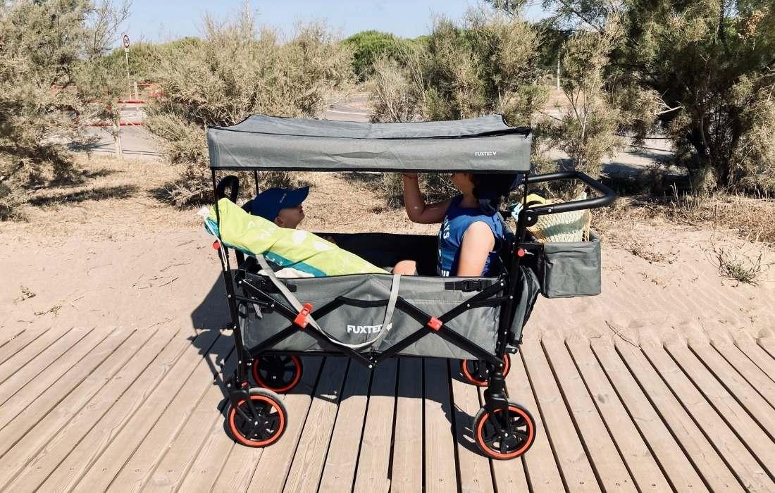 bollerwagen mammaproof approved playa