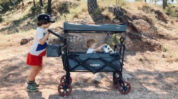bollerwagen probando aprobando mammaproof