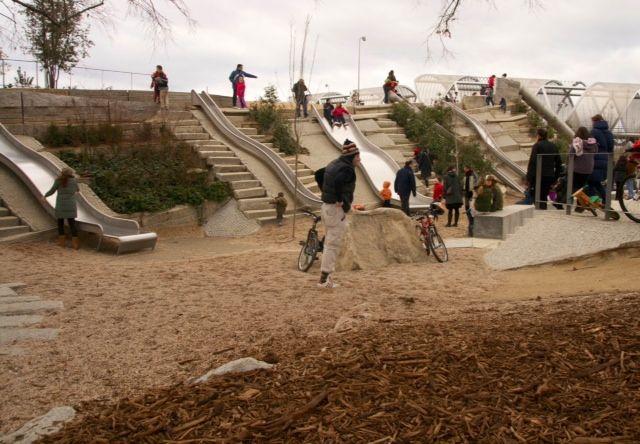 parque para familias